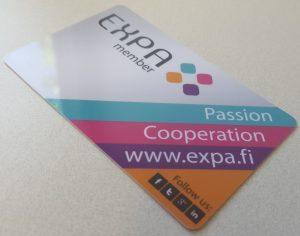 Expa Member card